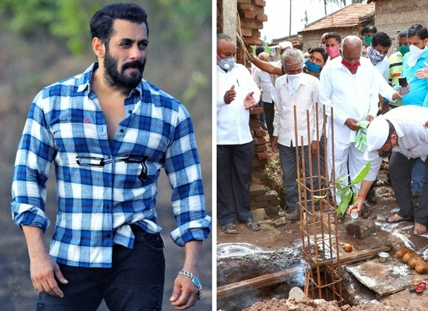 BREAKING: सलमान खान ने रखी अपनी बात;  महाराष्ट्र में बाढ़ प्रभावित ख़िदरापुर गाँव में 70 घरों का निर्माण शुरू:
