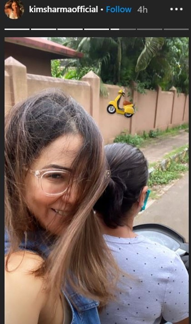 These pictures from Kim Sharma's Goa trip will make you envious