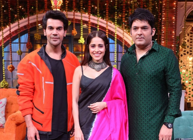 Rajkummar Rao and Nushrratt Bharuccha of Chhalaang to be the next guests on The Kapil Sharma Show