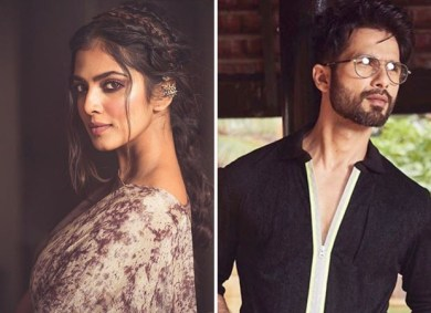 South actress Malavika Mohanan finalised as female lead opposite Shahid Kapoor in Raj and DK's web series : Bollywood News – Bollywood Hungama