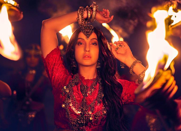 Nora Fatehi's first exclusive look from T-Series' new single 'Chhod Denge' by Sachet-Parampara