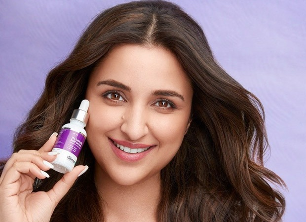 Parineeti Chopra partners with science based skincare brand, The Derma Co.