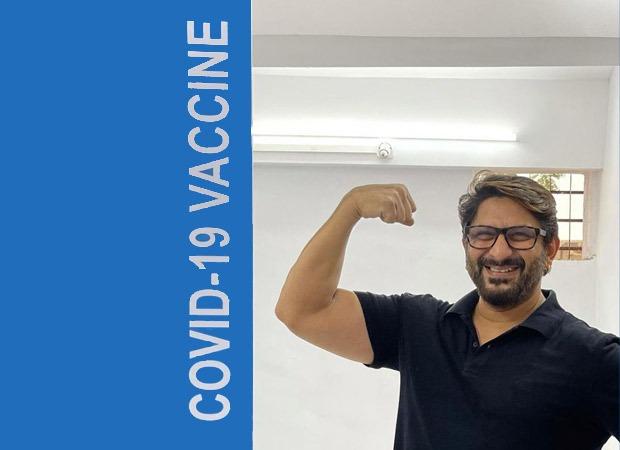 Arshad Warsi takes the first dose of COVID-19 vaccine; says 'vaccine lagao immunity badhao'