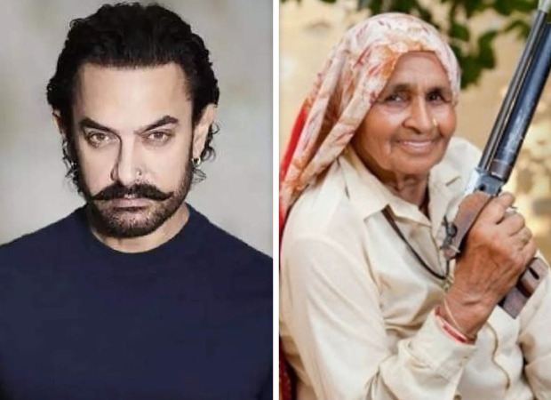 """Aamir Khan pays tribute to Shooter Dadi, Chandro Tomar:""""She will remain an inspiration forever"""""""
