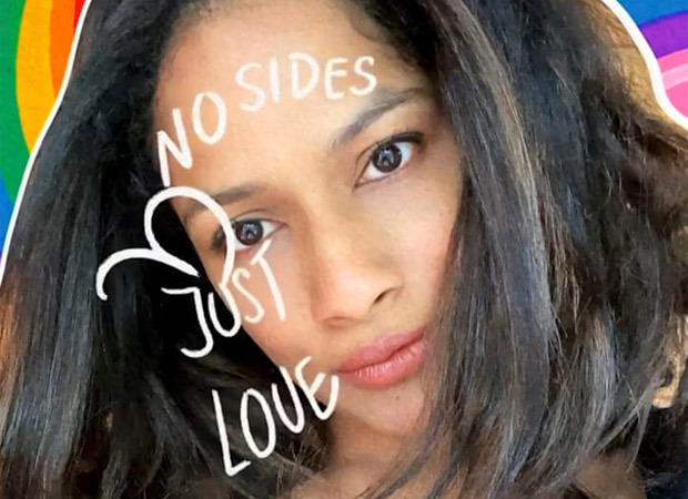 Masaba Gupta shares love as she celebrates pride month