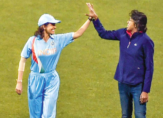 Anushka Sharma's Jhulan Goswami biopic is still being scripted; expected to go on floors in or after 2021-end
