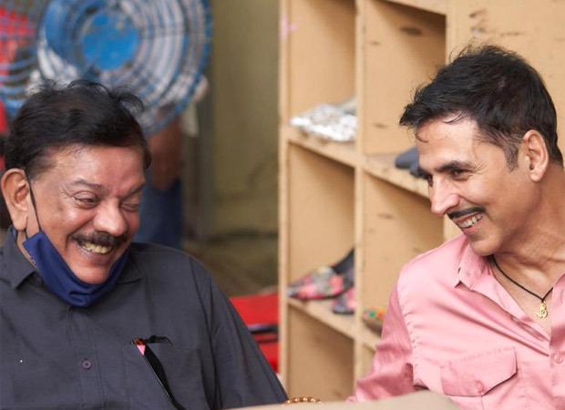 Akshay Kumar shares BTS photo with Bhool Bhulaiyaa director Priyadarshan;  duo discuss their next movie: Bollywood News