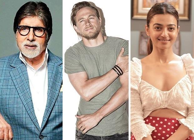 Amitabh Bachchan may join Charlie Hunnam and Radhika Apte's Apple TV series Shantaram