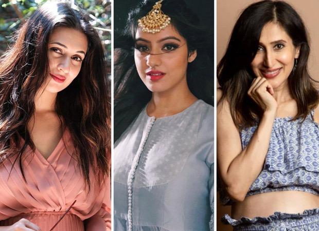 Divyanka Tripathi, Deepika Singh, Tijay Sidhu along with their in-laws #sasbahu swap challenge