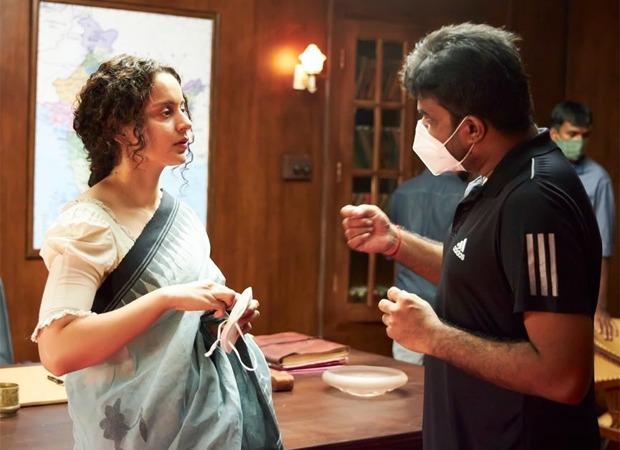 कंगना रनौत अभिनीत फिल्म थलाइवा के मेकर्स क्लाइमेक्स की शूटिंग पर फिक्स हैं।  यहाँ पर क्यों