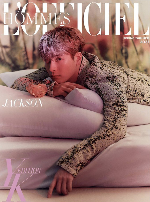 GOT7's Jackson Wang rules the cover of L'officiel Hommes with his impeccable style game : Bollywood News Moviesflix - MoviesFlix | Movies Flix - moviesflixpro.org, moviesflix , moviesflix pro, movies flix