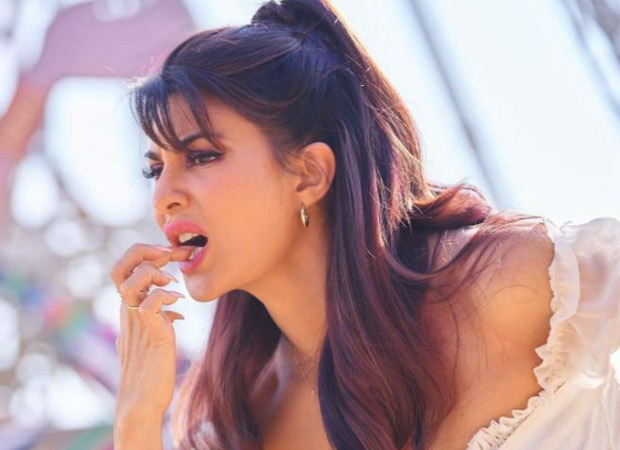 Jacqueline Fernandez is in a playful mood in these stills from Bachchan Pandey