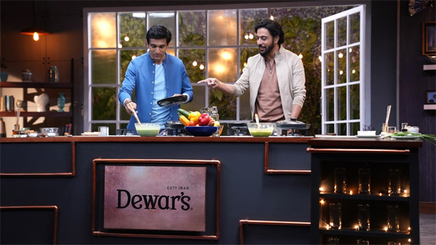 Pratik Gandhi explores his culinary skills with Ranveer Brar on the show You Got Chef'd
