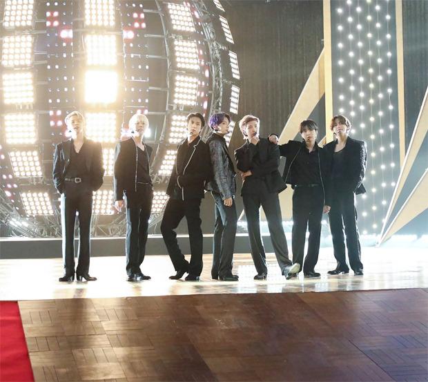 BTS brings superstar glow with summer bop 'Butter' at 2021 Billboard Music Awards