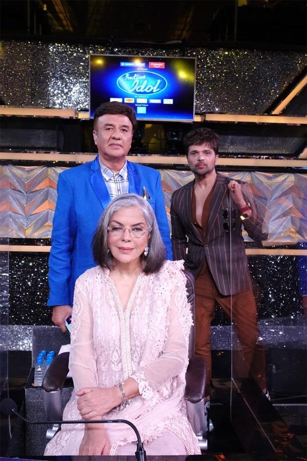 Danish Mohd recreates 'Do Lafzon Ki Hai' moment with Zeenat Aman on Indian Idol 12