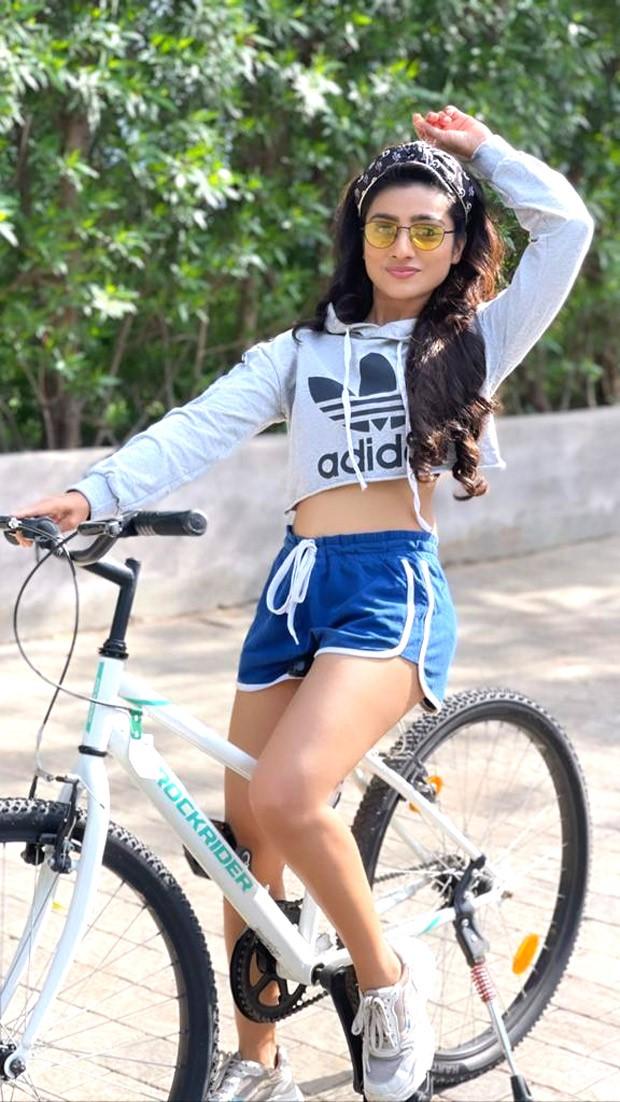 World Bicycle Day: Kyun Rishton Mein Katti Batti's Neha Marda misses her childhood and summer vacation days