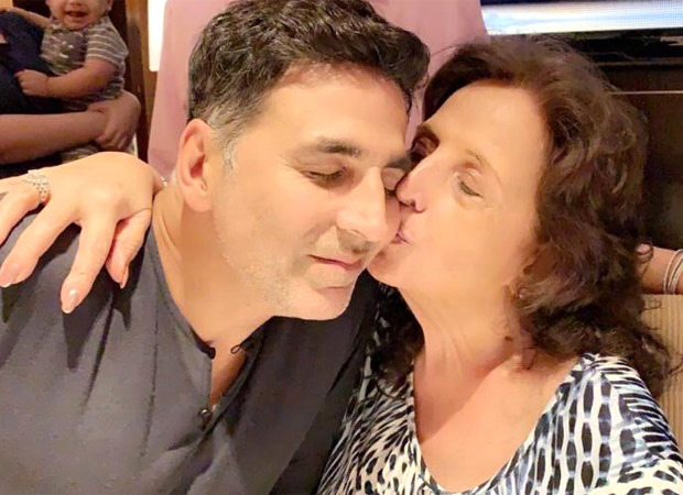 Akshay Kumar shares an adorable picture with his mother on his birthday