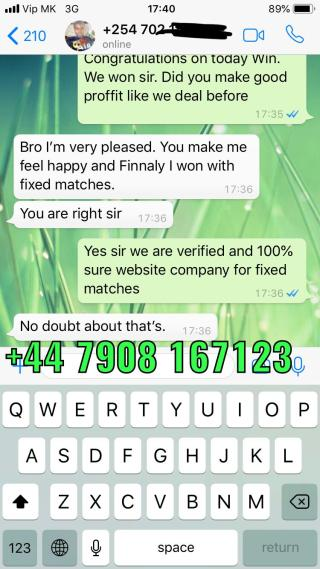 buy fixed matches ht ft 100% sure