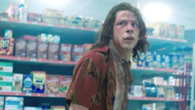Jesse Eisenberg takes the lead as an unlikely killer in American Ultra