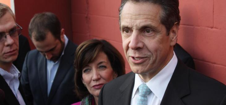 Second poll shows how NYC transportation crisis is affecting Cuomo's favorability and job performance rating among voters