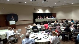 NJSpotlight's panel on Long-Term Care, September 2014.