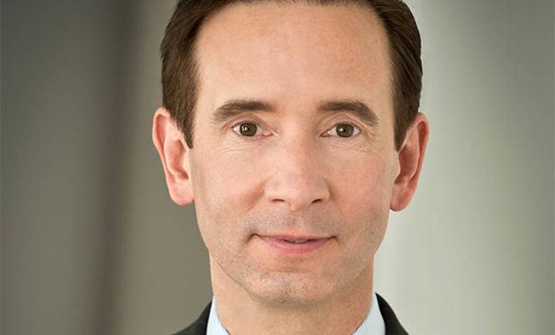 Matthew Harding, president of Levin Management