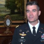 LTC Edward Croot, US Army Mid-Atlantic States Recruiting Battalion Commander