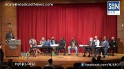 The panel drew a passionate audience to discuss issues of press and police interactions with the community.