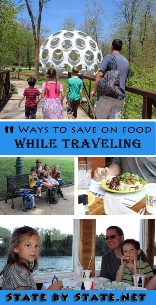 11 Ways to Save on Food While Traveling