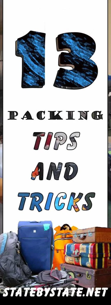 13 packing tips and tricks