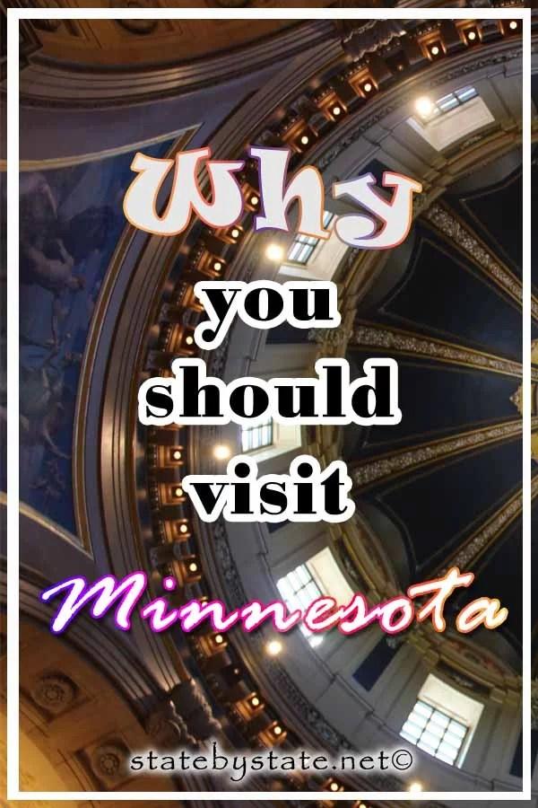 10 Reasons to Love MN Pin5 #Minnesota #MN #ExploreMinnesota #Minnesotawild #Minnesotalakes #statebystate