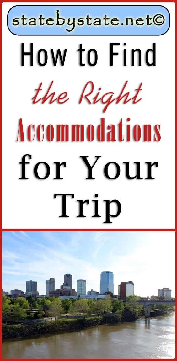 How to Find the Right Accommodations for Your Trip
