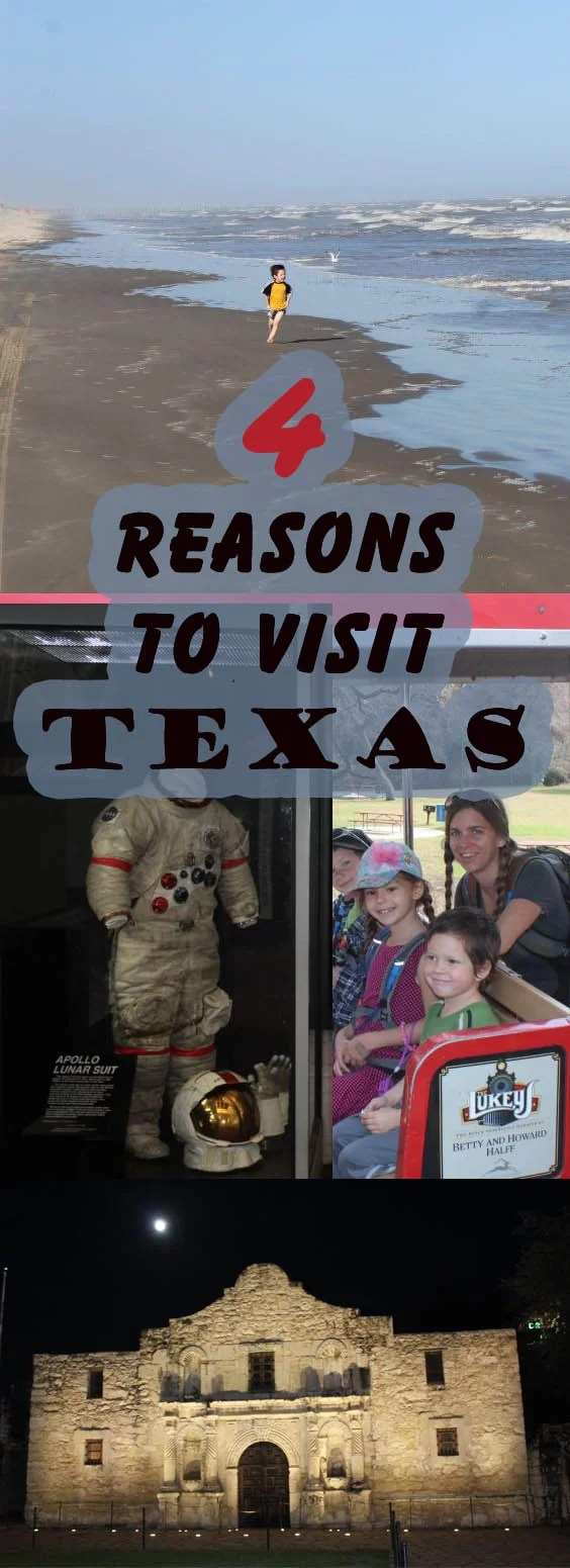4 Top Reasons to Visit Texas