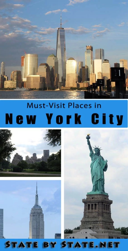 Must-Visit Places in New York City