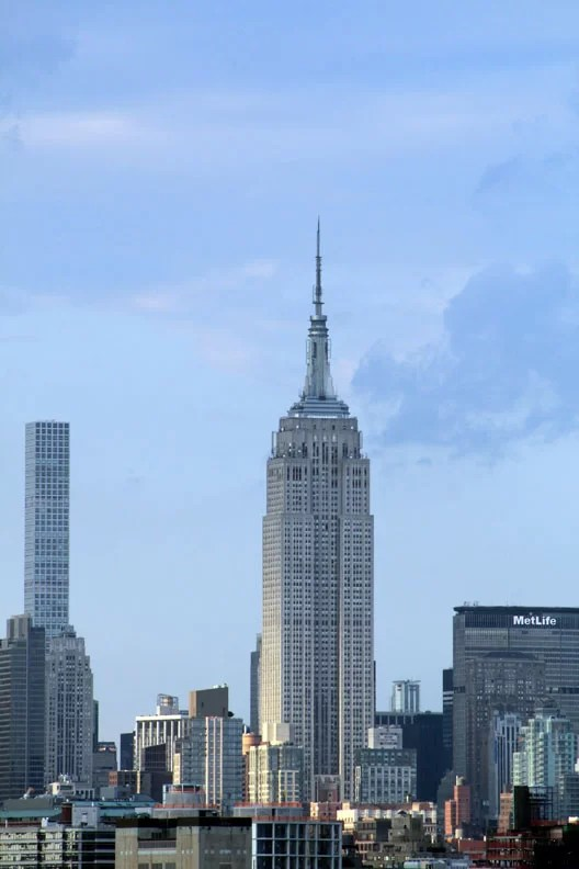 The Iconic Empire States Building in New York City