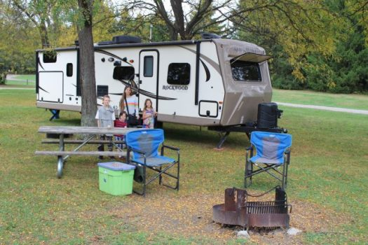 Favorite Campgrounds