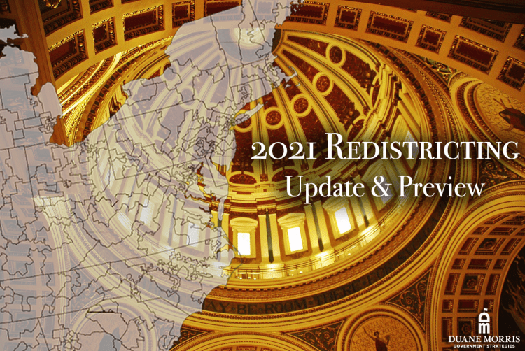 2021 Redistricting: Reform Update and Preview