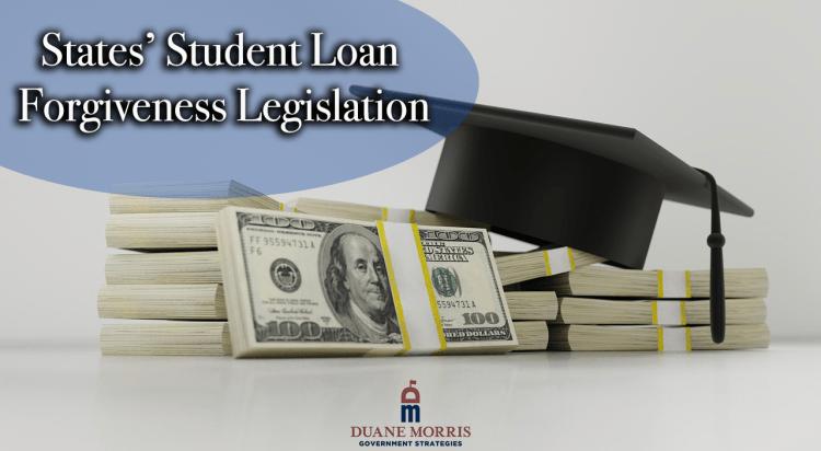 2021 student loan forgiveness legislation