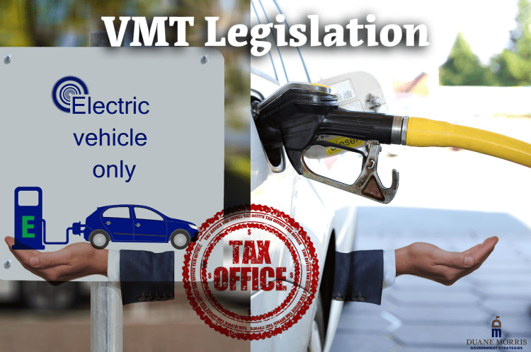Vehicle Miles Traveled Tax: VMT Legislation