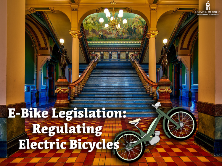 E-Bike Legislation: Regulating Electric Bicycles