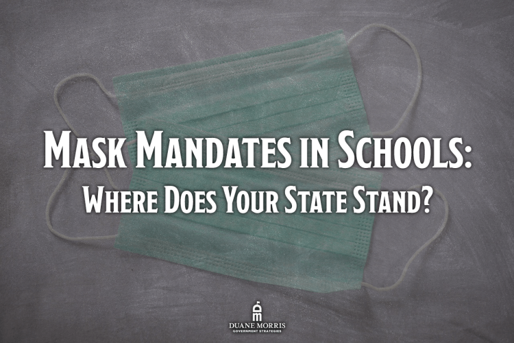 Mask Mandates in Schools: Where Does Your State Stand?