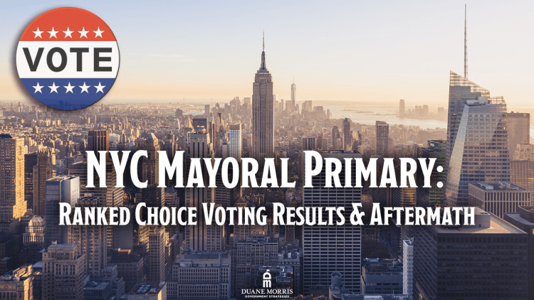 nyc mayoral primary