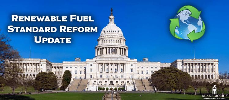 Renewable Fuel Standard Reform Update
