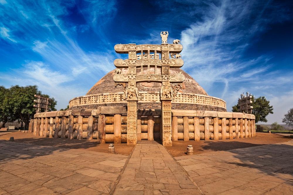sachi stupa