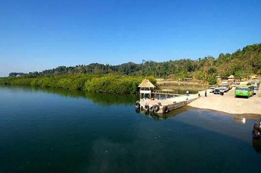Baratang Island Andman
