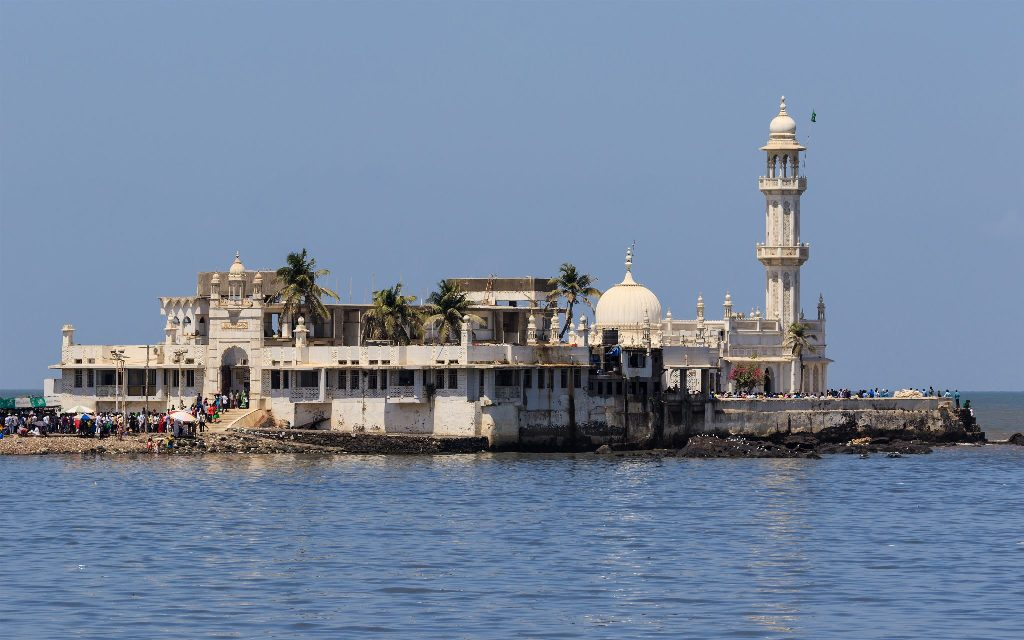Haji Ali, Mumbai - holy place of Muslims