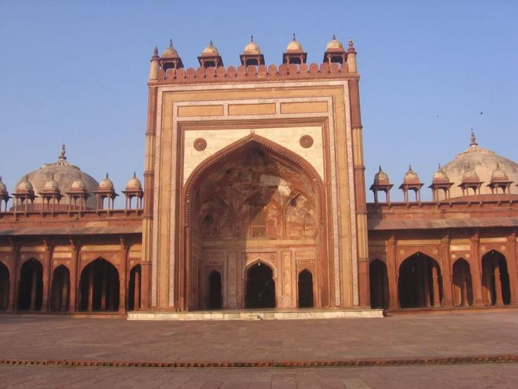Jama Masjid in Fatehpur Sikri Agra, India - Agra Tour Package