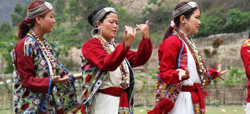 tribal tour in Arunachal Pradesh