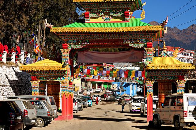 Tawang Monastery Arunachal Pradesh