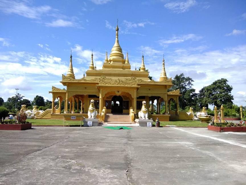 Golden Pagoda, Namsai